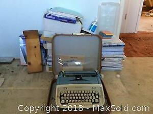 Royal Safari Typewriter And Office Supplies A