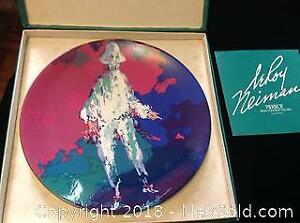 Limited Edition Royal Doulton Plate Pierrot A