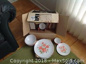 Melamine Dishes A
