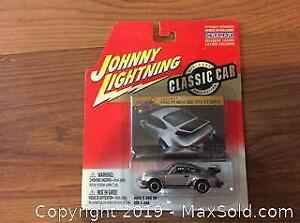 Six Johnny Lightning Die cast Cars (NEW)