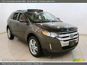 FORD EDGE 2011 LIMITED AWD