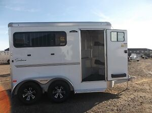 New Sundowner - Horse Trailers -