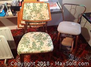 Vintage Chairs A