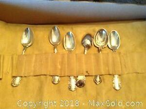 Sterling Silver Spoons A