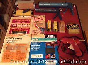 Misc Tool Lot