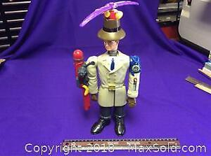 Inspector Gadget Action Figure.
