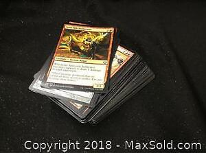 Lot Of Magic The Gathering Cards Over 100