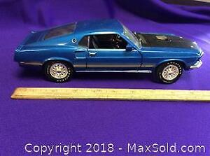 Scale Mustang Mach 1