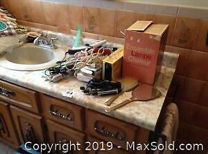 Haircare Supplies, Electric Blanket, Heat Lamp - A