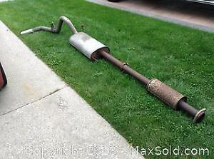 Ford Exhaust System A