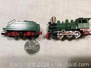 N Train Accessories B Two Western And Atlantic Cars