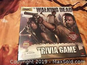 The Walking Dead Trivia Game 2014