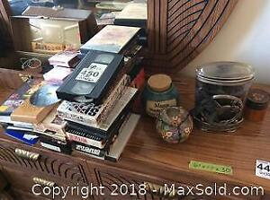 DVDs, VHS Tapes and More - A