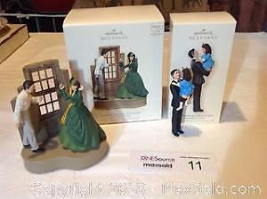 GONE WITH THE WIND COLLECTOR FIGURES