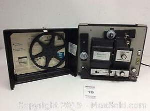 Bell And Howell Filmosound 8 Projector