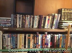 DVD and VHS Movies A