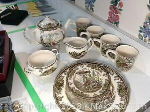 Johnson Brothers China A