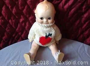 Porcelain Baby Doll Swivel Arms And Legs