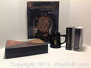 Game of Thrones Blu-ray DVDs. B