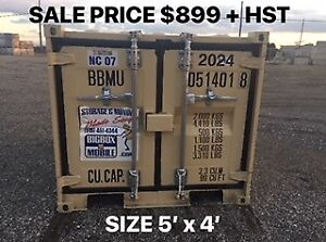 BRAND NEW UNITS OCEAN CONTAINERS/SEA CONTAINERS