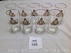 9 Royal Canadian Corps Of Signals Glasses