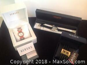 Jewellery Lot: Watches