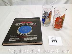 Star Trek Technical Manual. Star Wars Glasses