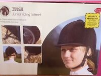 Junior Riding Helmet
