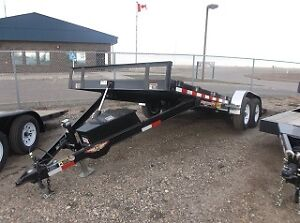 New H&H Speed Loader, Flat Deck and Equipment Trailers