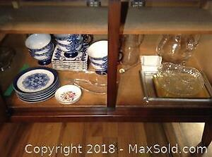 Bombay Blue And White Dishes And More A