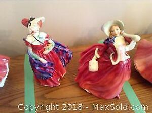 Royal Doulton Figurines A