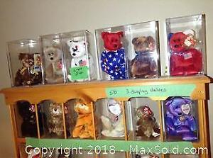 TY Beanie Bear Collection 3
