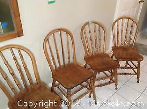 Antique Chairs A