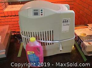 Humidifier And Water Treatment B