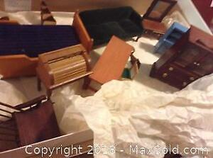 Doll House Furniture A