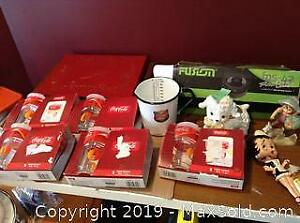 Betty Boop Bobble Head, Speakers And More B