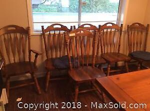 Set of Dining Chairs C