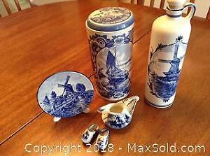 Hand Painted Decorative Lot