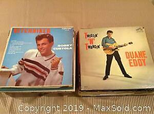 Over 30 Rock And Roll Lp Records 1950s 60s B