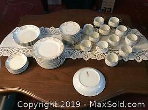 48 Pieces of Limoges Elite Works Made In France