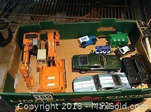 Die Cast Model Cars Trucks and Trains A