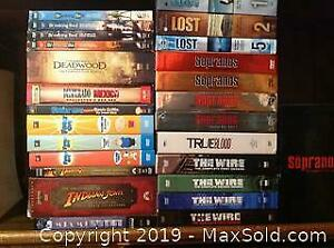 DVDs Boxed Sets. A