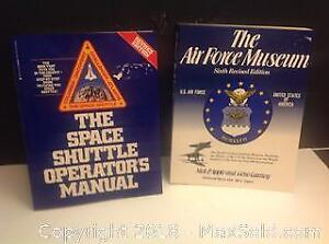 Air Force Museum And Space Shuttle Manual