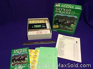 Parker Brothers Horse Racing Game