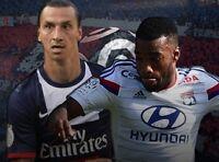 Trophee des Champions PSG vs Lyon $80 per ticket