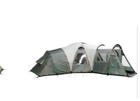 Vango Diablo canvas 600 6 man tent