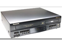Buying vhs / vhs dvd combo / dvd recorders cash paid can collect