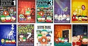 south park seasons 1-10
