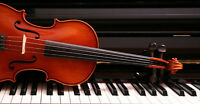 Free piano classes in exchange for violin classes