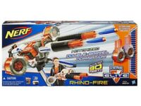 NERF N-Strike Elite Rhino-fire **BRAND NEW SEALED**